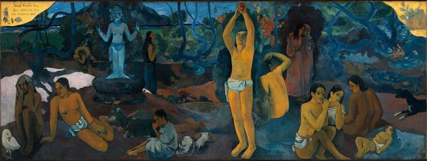 Paul Gauguin's painting
